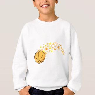 Shining Basketball Star Sweatshirt
