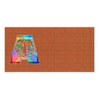 Shining Brick Wall  n NumberONE AAA Card