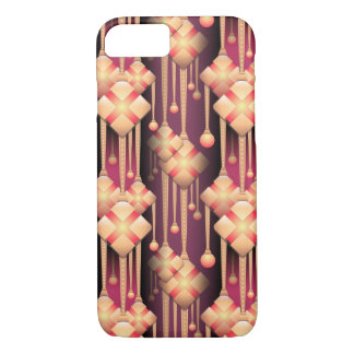 Shining Christmas baubles Iphone 8/7 cover