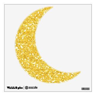 Shining Crescent Moon - SRF Room Decals