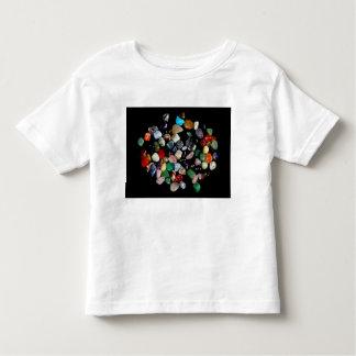 Shining crystals and gemstones toddler t-shirt