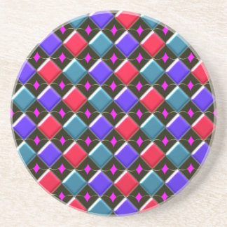 Shining Diamonds Create your own Coasters