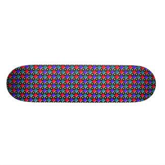 Shining Diamonds Skateboard