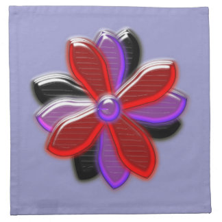 Shining Diasy Flower Napkin