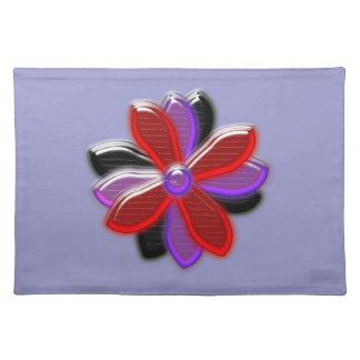 Shining Diasy Flower Placemat