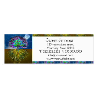 Shining from Within Double-Sided Mini Business Cards (Pack Of 20)