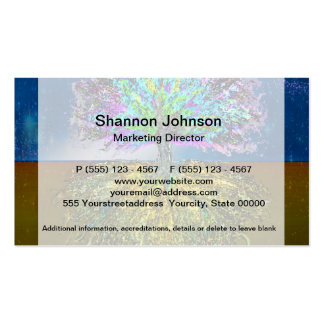 Shining from Within Double-Sided Standard Business Cards (Pack Of 100)