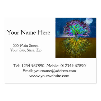 Shining from Within Large Business Card