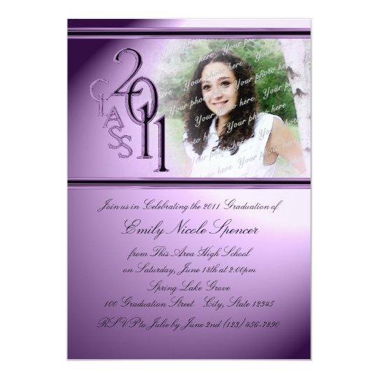 Shining Grad/ Purple Card