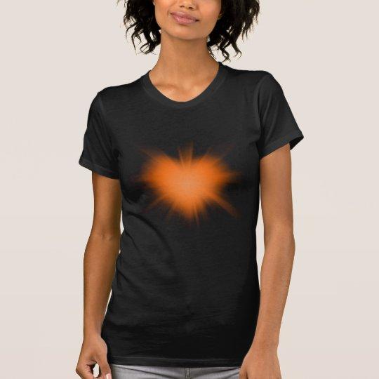 Shining-Heart-(Black) T-Shirt