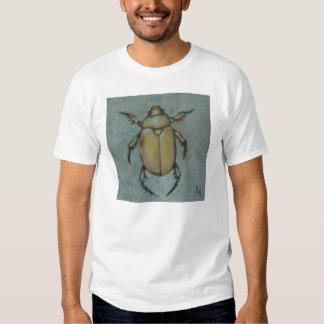 Shining Leaf Chafer (Gold Bug) T-Shirt