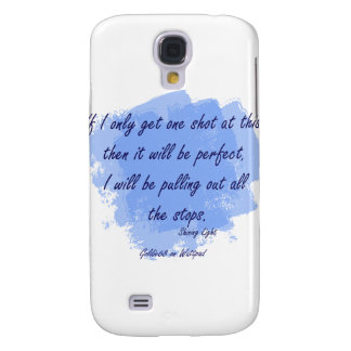 Shining Light - Pulling All the Stops Galaxy S4 Case
