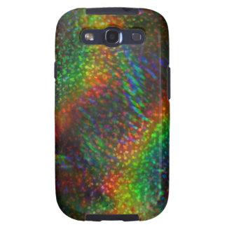 Shining Lights Holographic Glitter Rainbows Samsung Galaxy S3 Covers