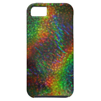 Shining Lights Holographic Glitter Rainbows iPhone SE/5/5s Case