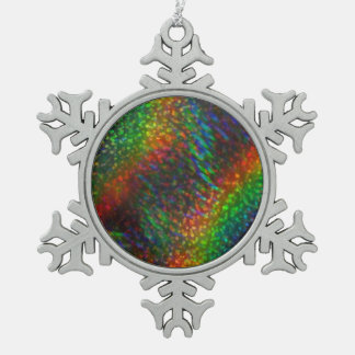 Shining Lights Holographic Glitter Rainbows Ornaments