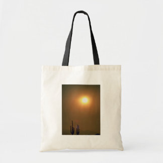 Shining Mercilessly Budget Tote Bag