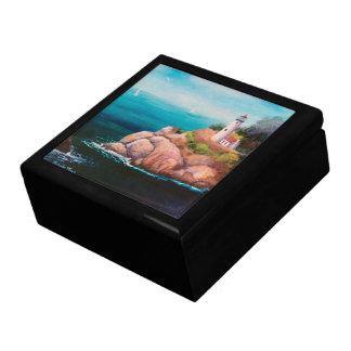 Shining Point Lighthouse Gift Box