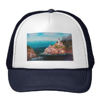 Shining Point Lighthouse Hat