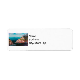 Shining Point Lighthouse Return Address Labels
