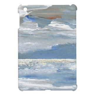 Shining Sea - Ocean Art Sea Waves Paintings iPad Mini Cases