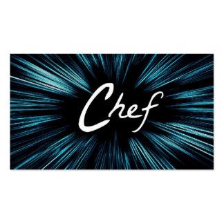 Shining Star Chef Business Card