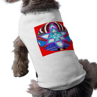 Shining STAR -  Karuna Reiki NOSA Dog Tshirt