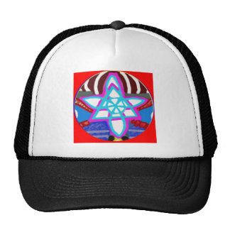 Shining STAR -  Karuna Reiki NOSA Trucker Hat