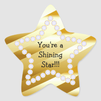 Shining Star Rev2 Star Sticker