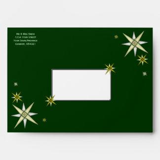 Shining Stars Envelopes