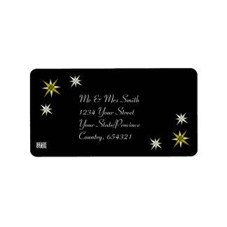 Shining Stars labels