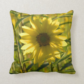 Shining Sunflower Pillow