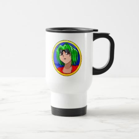 Shinji Coffee Mugs