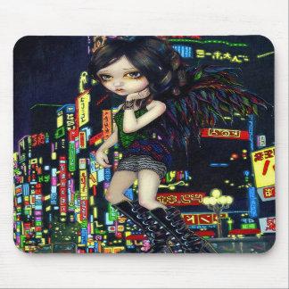 """Shinjuku Angel"" Mousepad"
