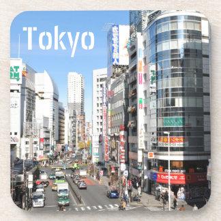 Shinjuku district in Tokyo, Japan Coaster