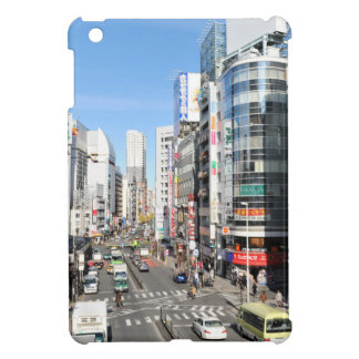Shinjuku district in Tokyo, Japan iPad Mini Cases