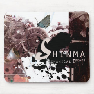 Shinma CD mousepad