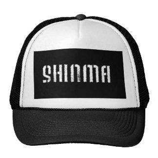 shinma ghetto style trucker hat