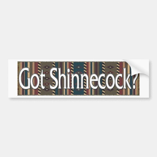 Shinnecock Bumper Sticker