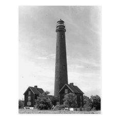 Shinnecock Lighthouse Postcard at Zazzle