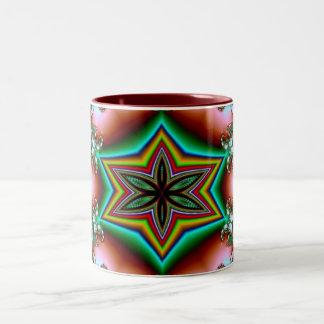 Shinning Star Classic Ringer Mug