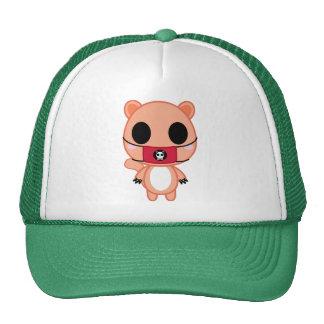 Shino the Squirrel Trucker Hat