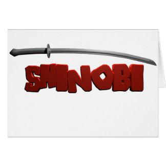 Shinobi Card