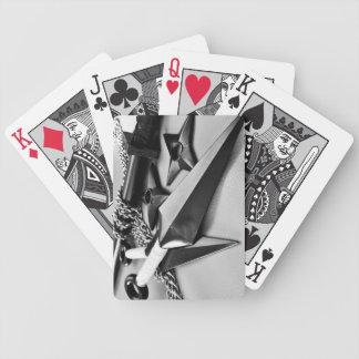 Shinobi Gear Playing Cards