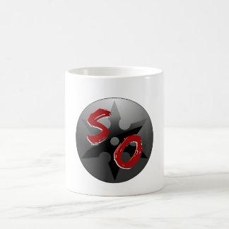 Shinobi Outfitters Kanji & Logo Mug 1