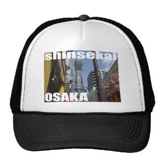 SHINSEKAI en Osaka 02 Gorro