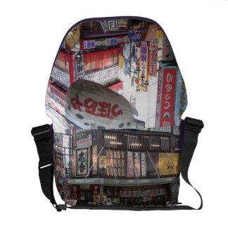 SHINSEKAI in Osaka Courier Bag