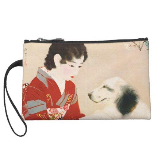 Shinsui Ito Shufu ninguna señora del japonés del p