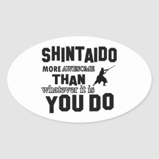shintaido MARTIAL arts gifts Sticker