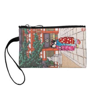 Shinto and its Architecture, Yasaka Shrine Kyoto Coin Wallet