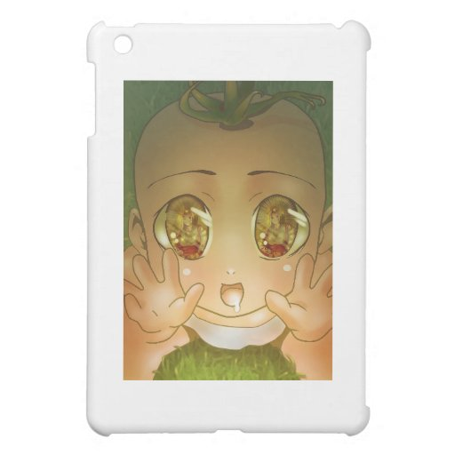 Shinto Baby God of Food Cover For The iPad Mini